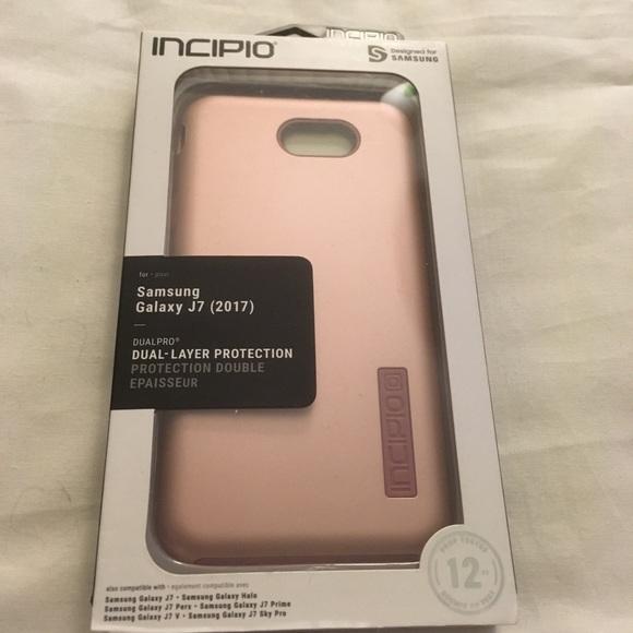 the latest ce375 08175 NWT Incipio Galaxy J7 Case pink NWT